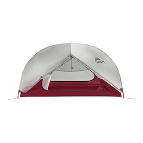 MSR Hubba Hubba NX - Tente - gris/rouge